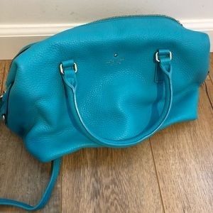 Kate Spade Henry Lane Emmy bag, turquoise